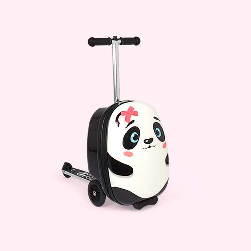 Polly the Panda Zinc Flyte Midi Scooter Case