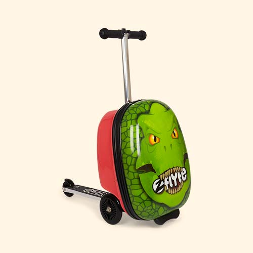 Darwin The Dinosaur Zinc Flyte Midi Scooter Case