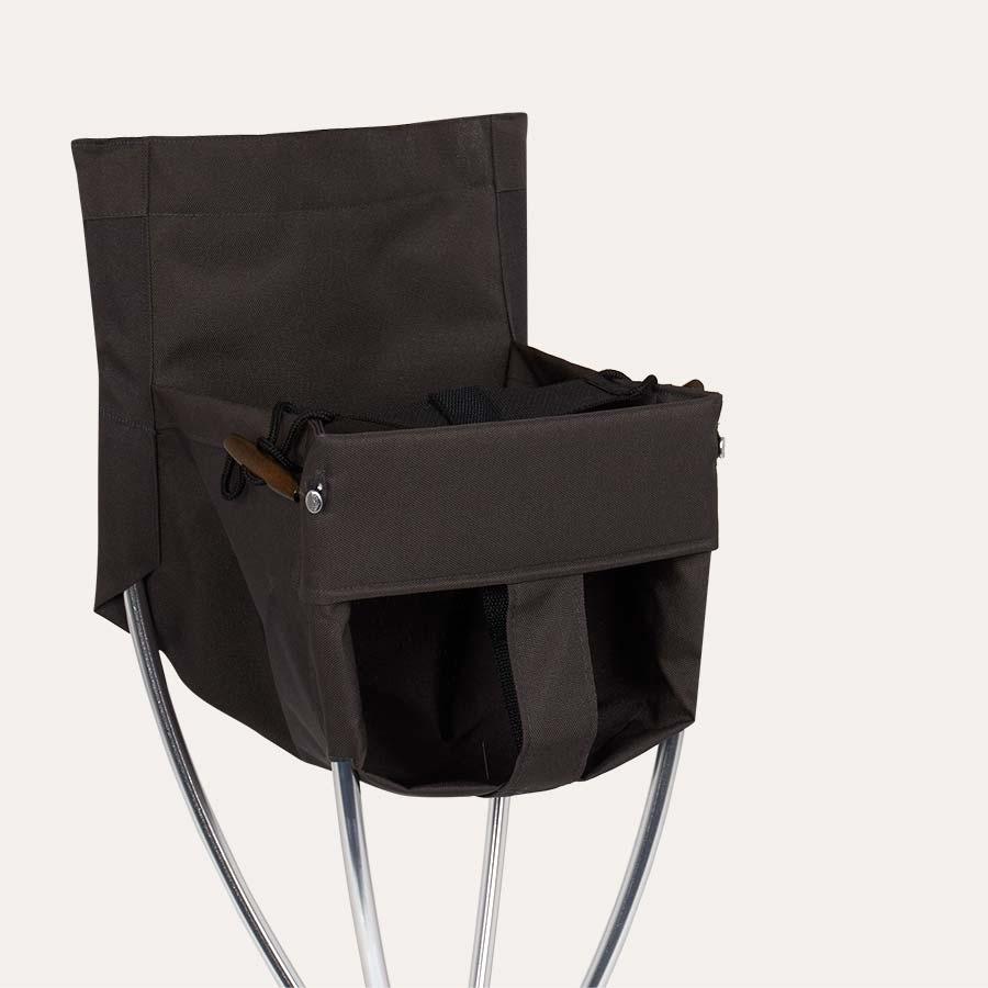 Black Vaggaro 3-in-1 Travel System