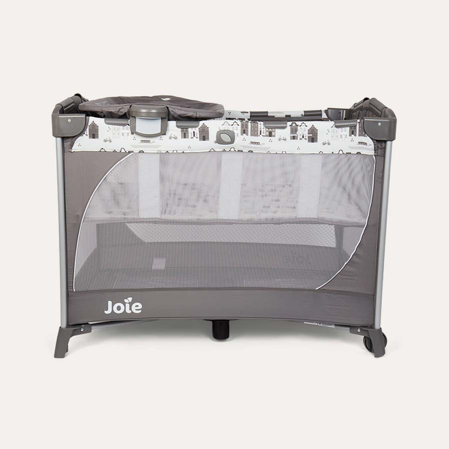 Buy The Joie Commuter Change Travel Cot At Kidly