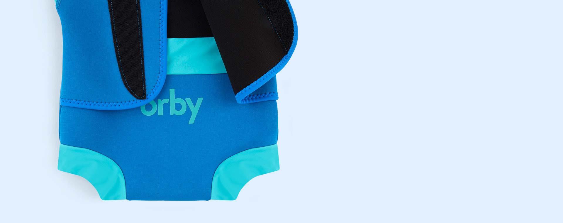 Blue Orby Swimi Gymi Warm Suit