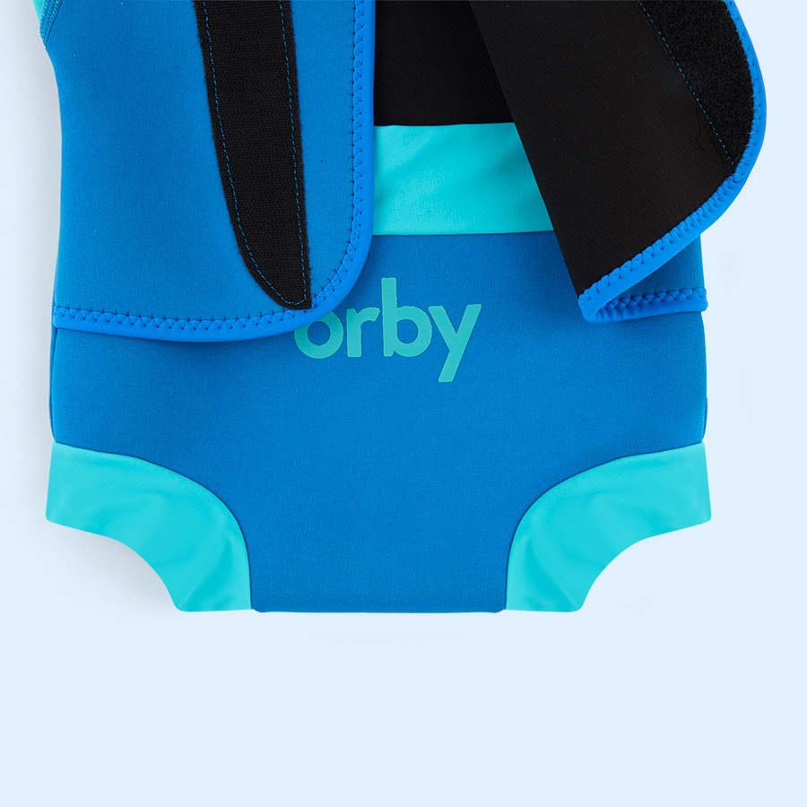 Blue Orby Swimi Gymi Warm Suit