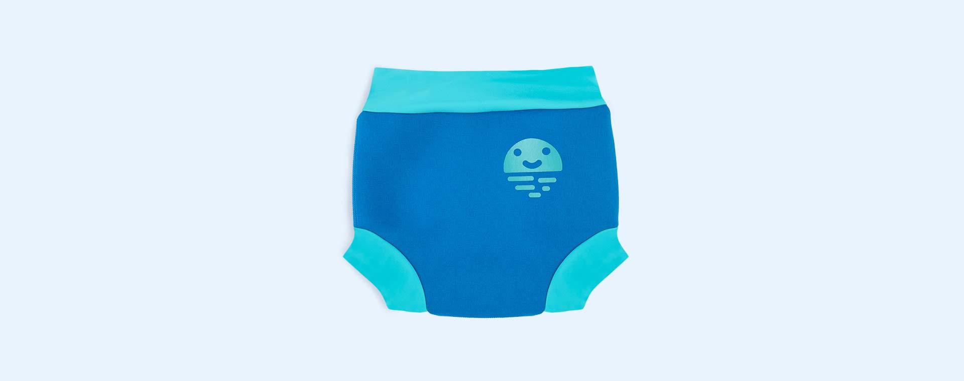 Blue Orby Swim Nappy