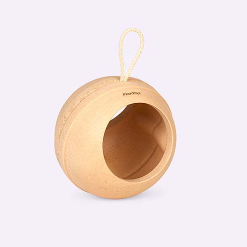 Wooden Plan Toys Bird Feeder