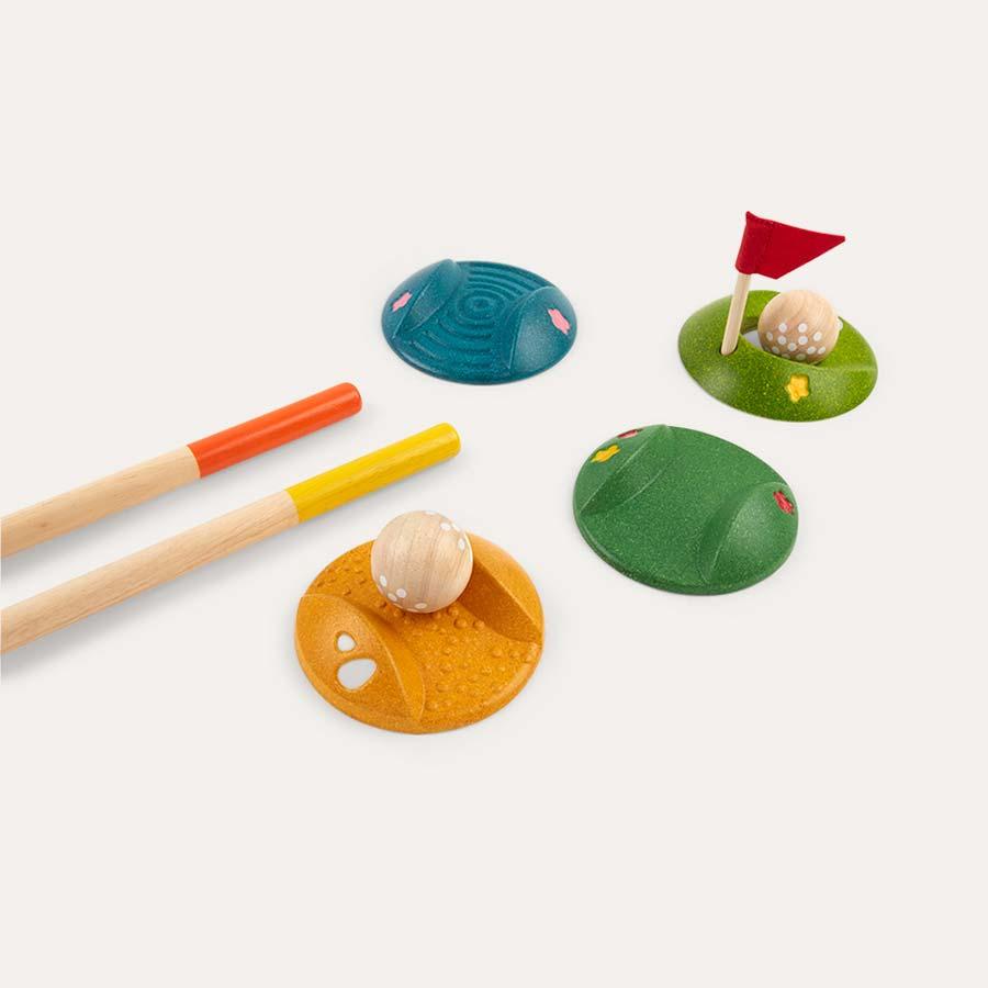 Multi Plan Toys Mini Golf Set