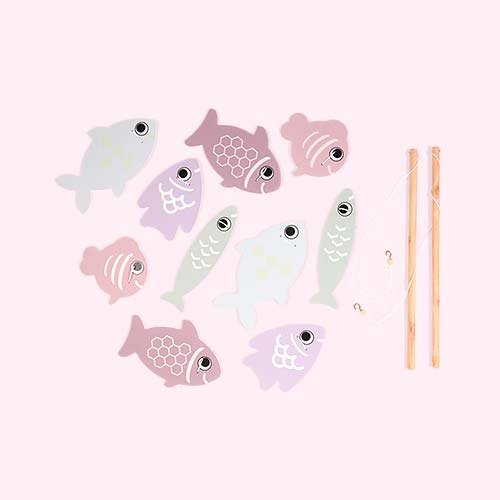 Multi Traditional Garden Games Big Fish Little Fish