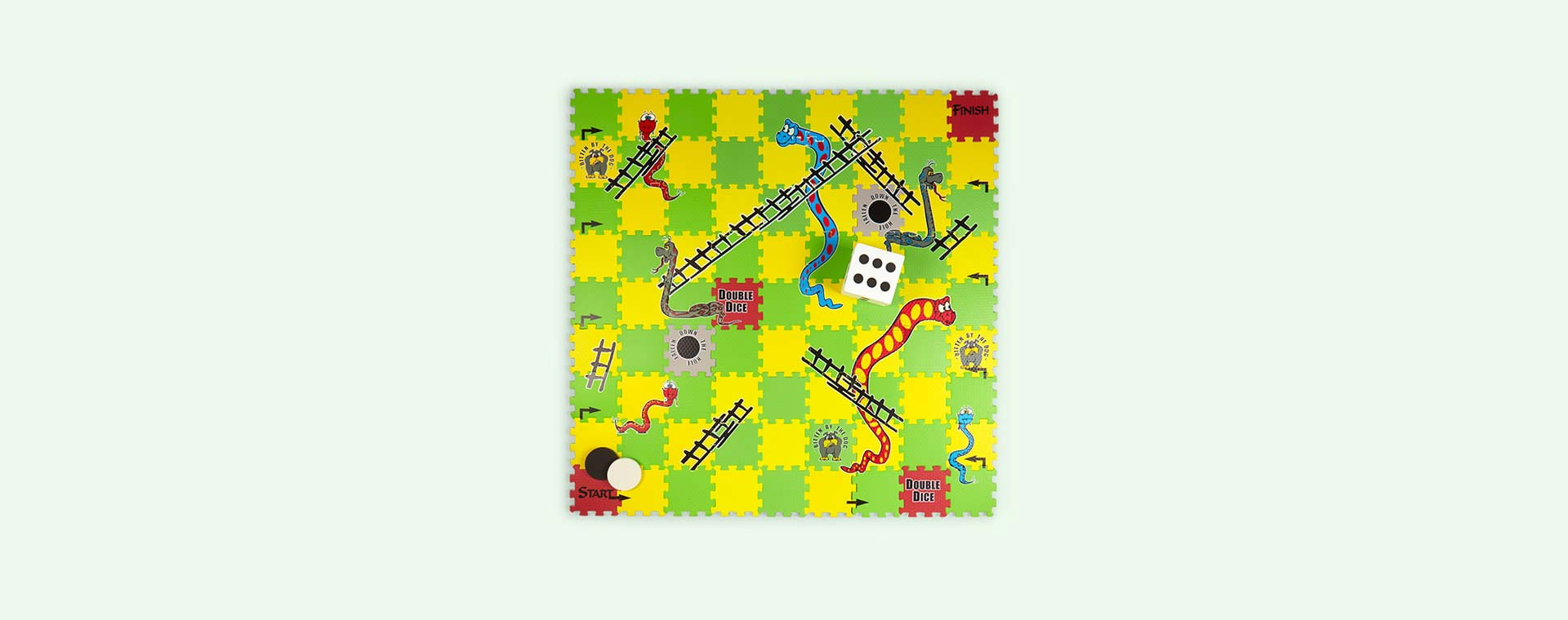 Multi Traditional Garden Games 5 Games in 1 Set
