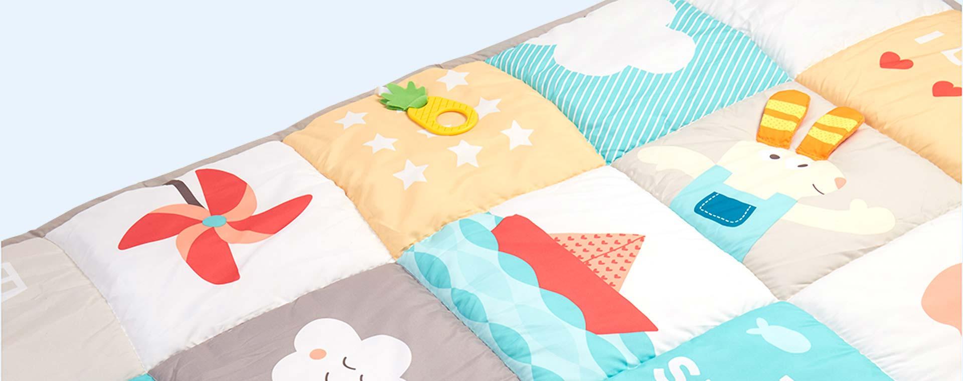 Soft Colours taf toys I Love Big Mat