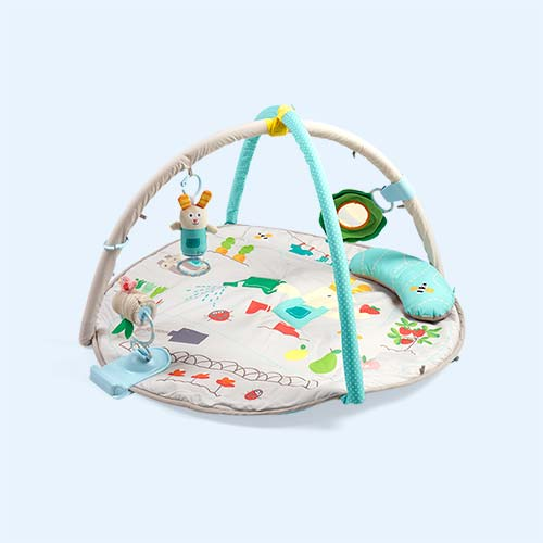 Multi taf toys Garden Tummy-Time Gym