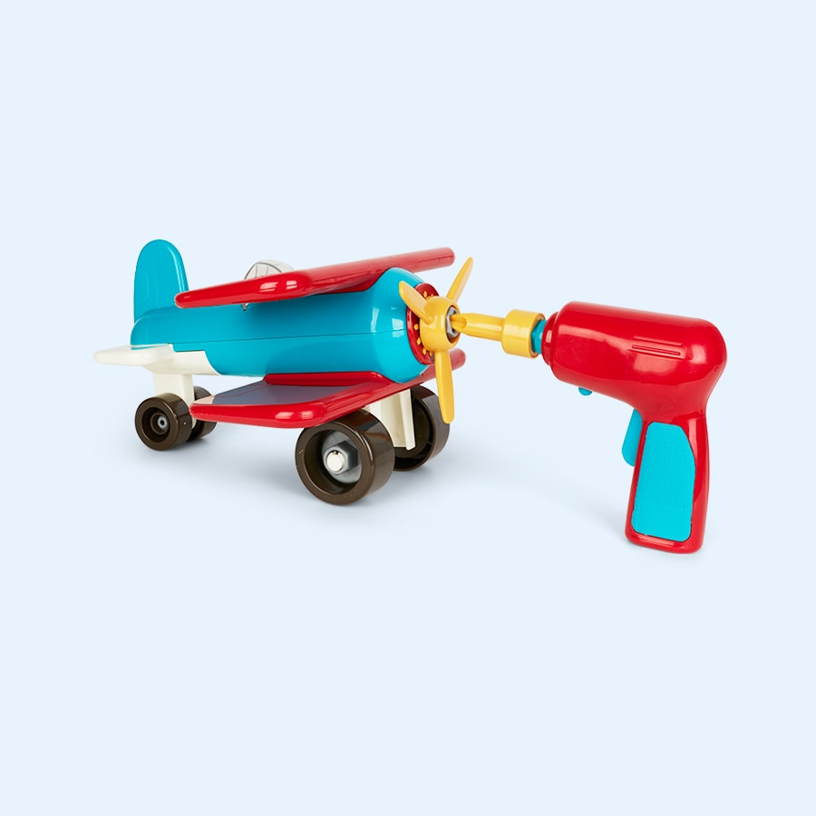 Buy The Battat Take Apart Airplane At KIDLY UK
