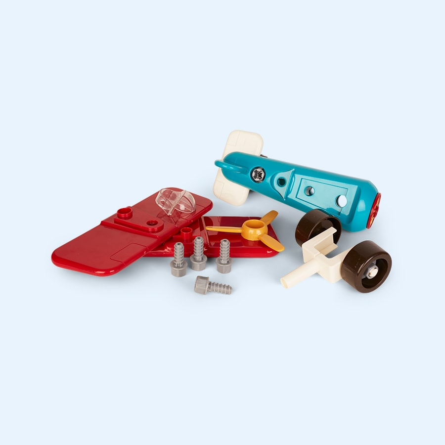 Buy The Battat Take Apart Airplane At KIDLY USA