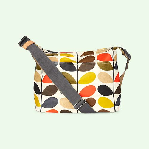 Multi Stem Orla Kiely Sling Baby Bag