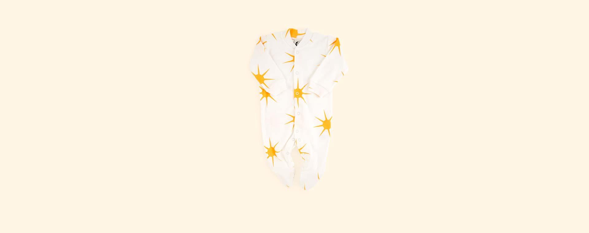 Yellow Sunshine Sleepy Doe Sunshine Sleepsuit