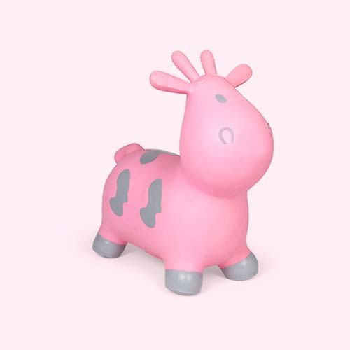 Pink Cow Happy Hopperz Small Cow Hopper