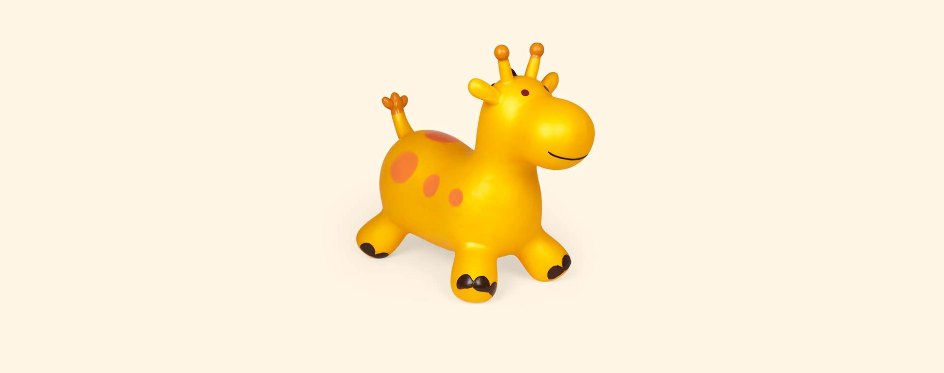 Yellow Giraffe Happy Hopperz Small Giraffe Hopper
