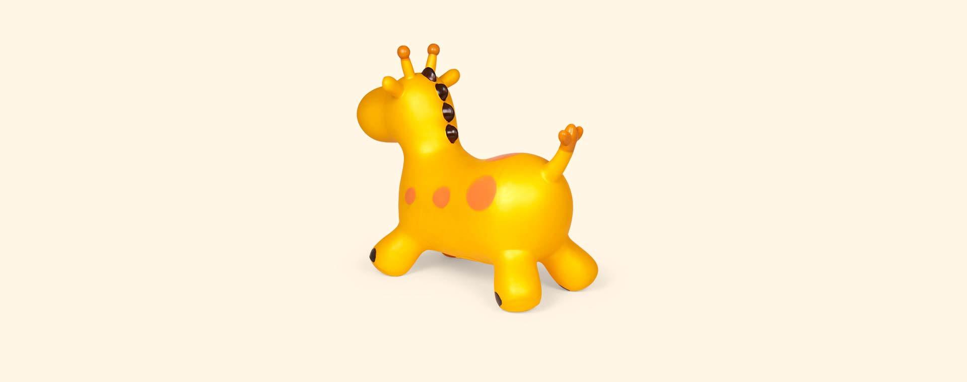 Yellow Giraffe Happy Hopperz Small Giraffe Hopper