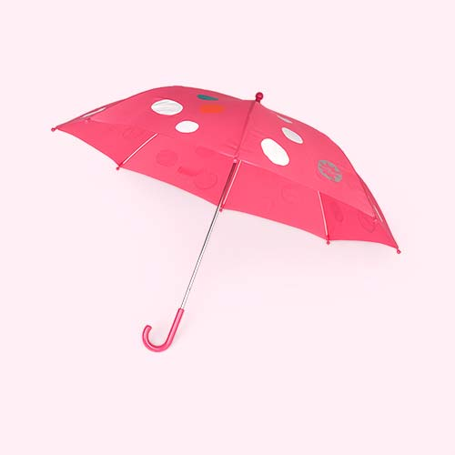 Polka Dot SquidKids Umbrella