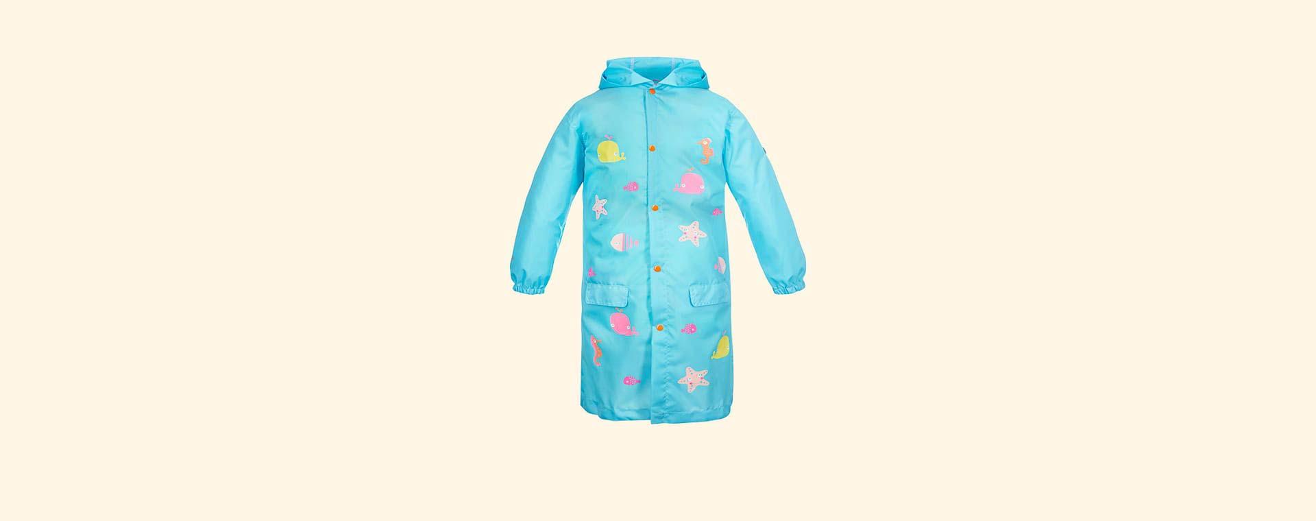 Starfish SquidKids Long Rain Jacket