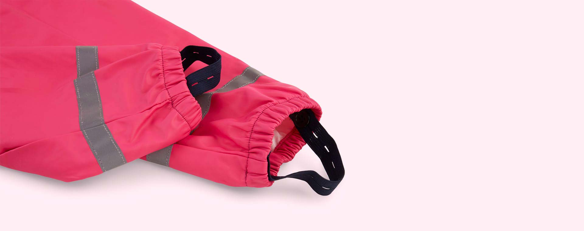 Pink SquidKids Waterproof Trouser