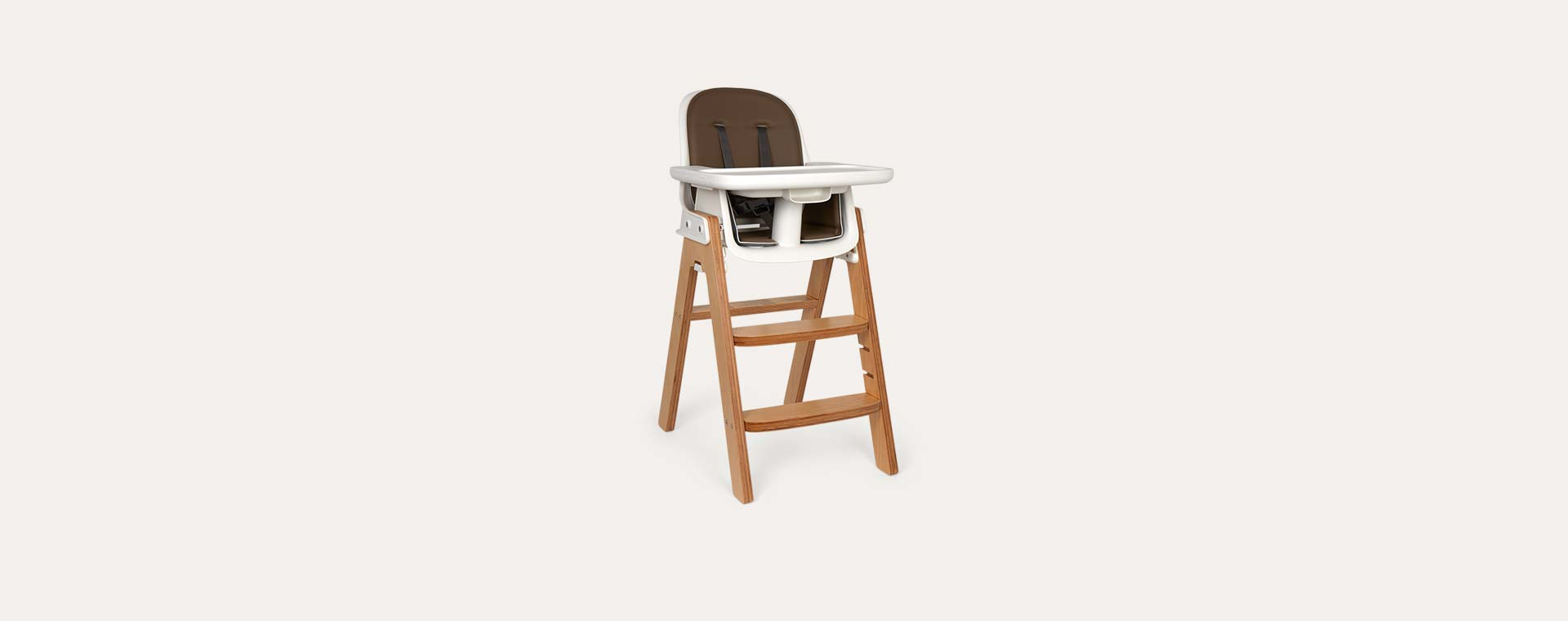 Taupe / Birch Oxo Tot Sprout Highchair