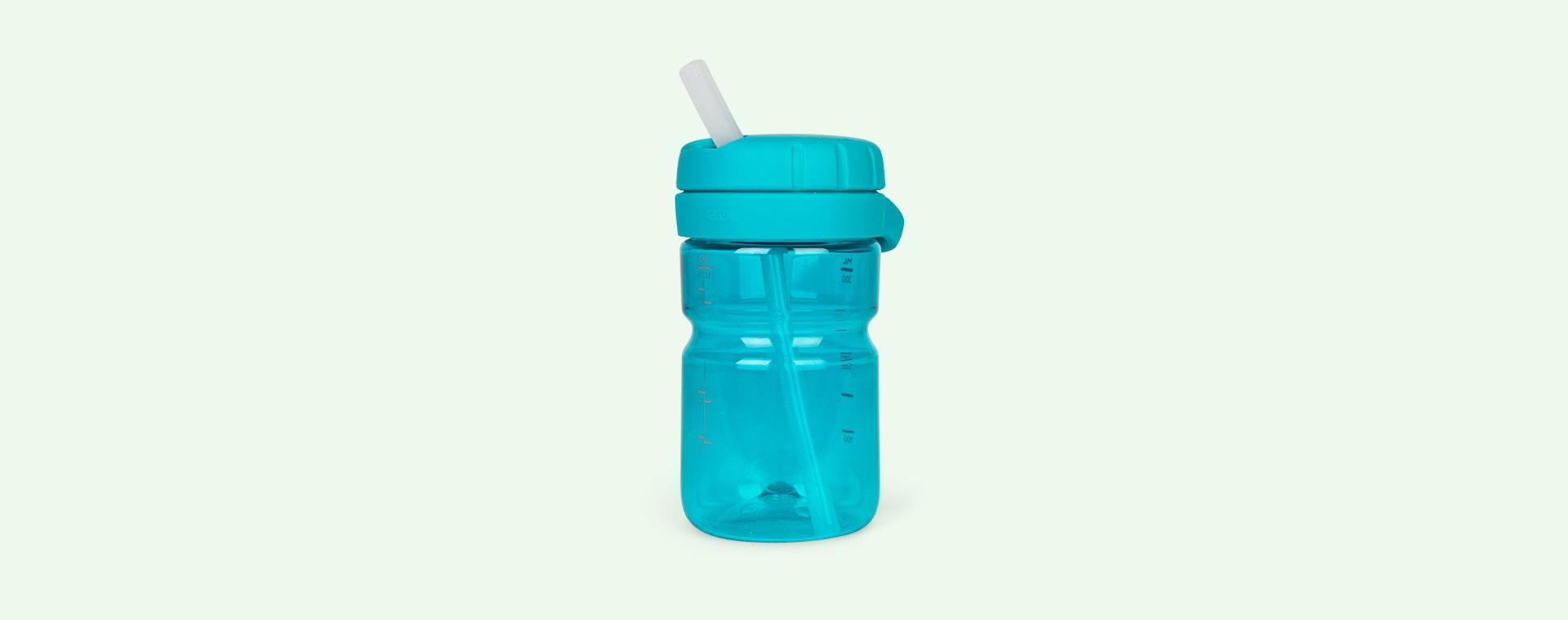 Teal Oxo Tot Twist Top Water Bottle