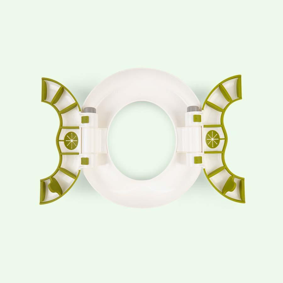 Green Oxo Tot 2-In-1 Go Potty