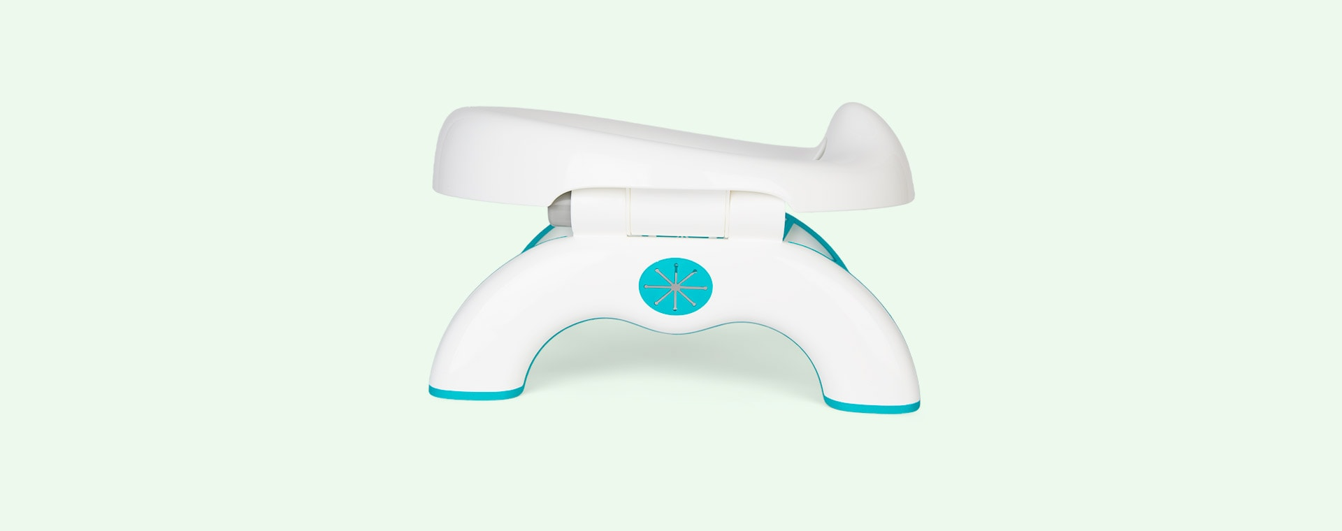 Teal OXO Tot 2-In-1 Go Potty