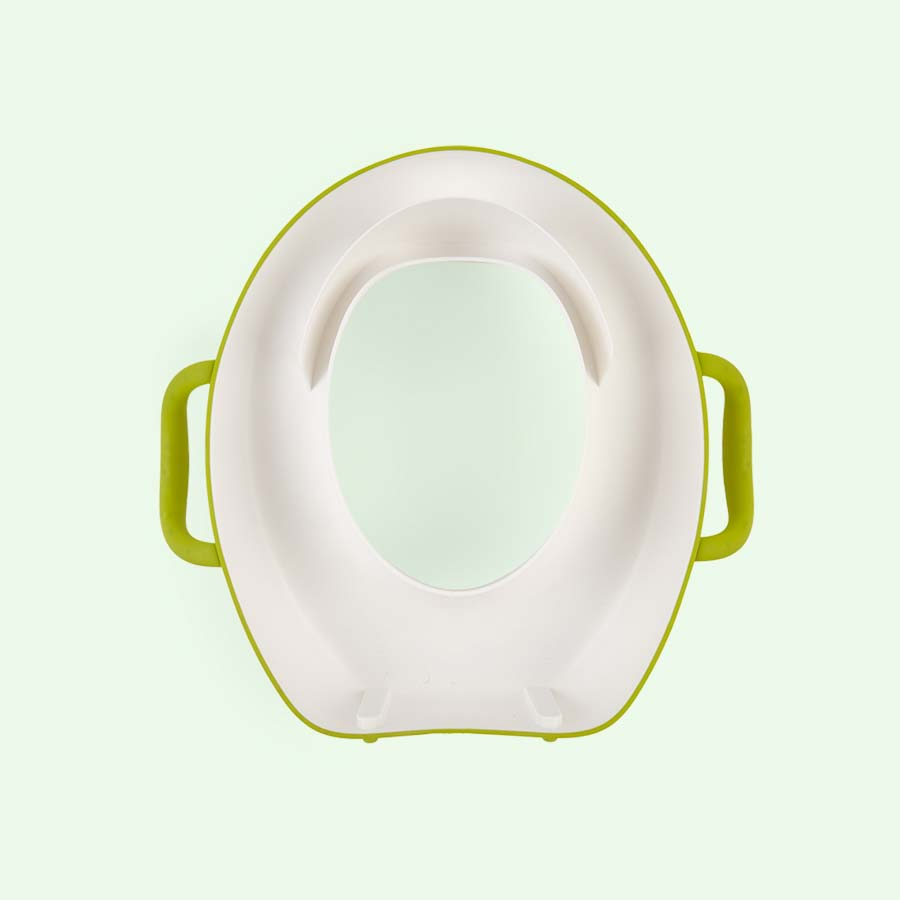White Oxo Tot Sit Right™ Toilet Trainer Seat