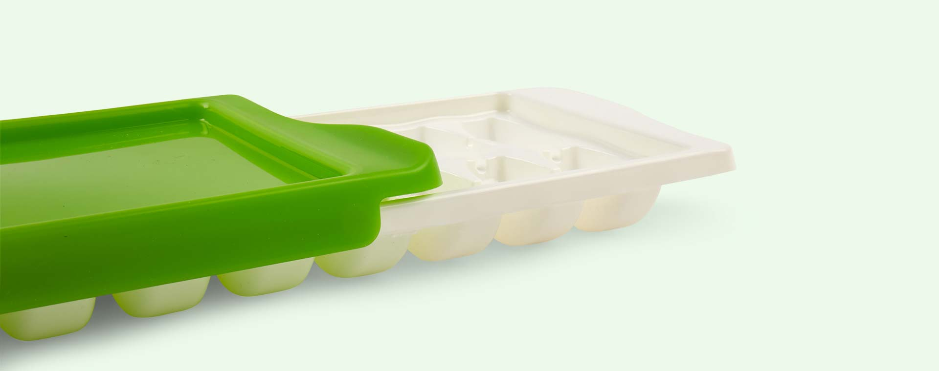 Green Oxo Tot Food Freezer Tray