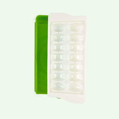 Green Oxo Food Freezer Tray