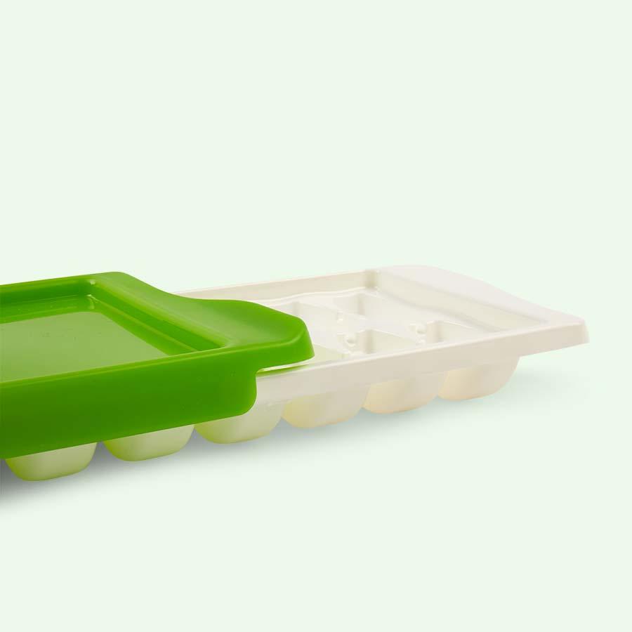 Green Oxo Tot Food Freezer Tray