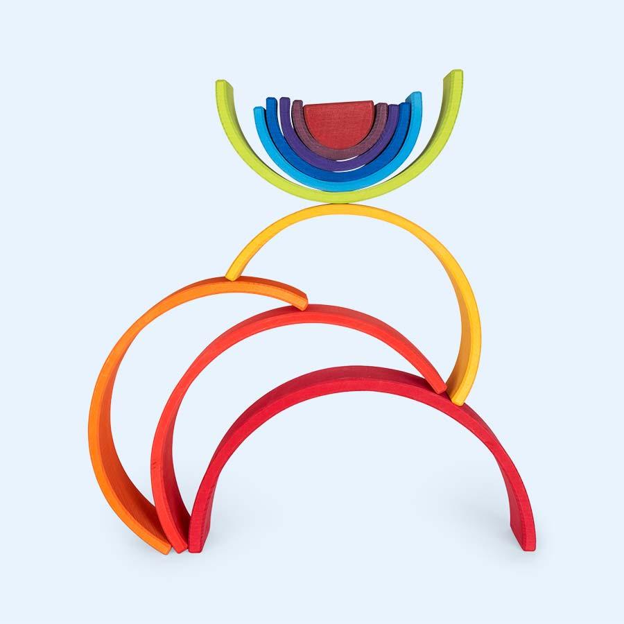 Multi Grimm's 12 Piece Rainbow