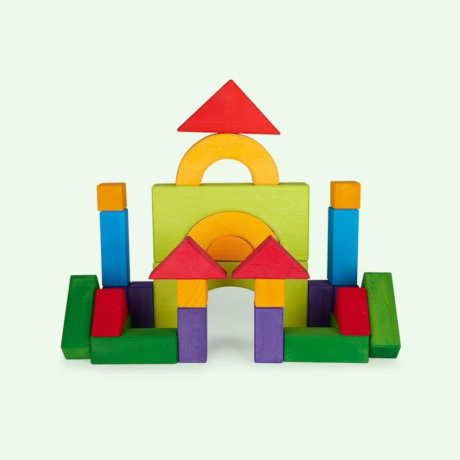 Multi Grimm's Basic Building Set