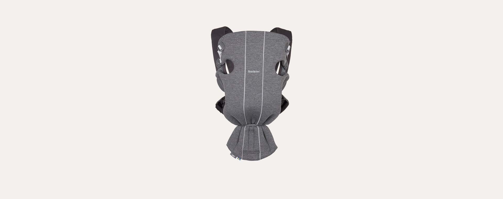 7543665c1e9 Buy the BabyBjorn Mini 3D Jersey Carrier at KIDLY UK