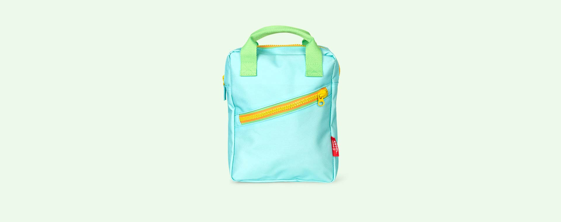 Blue Engel Zipper Backpack