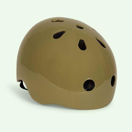 Vintage Green CoConuts Helmet
