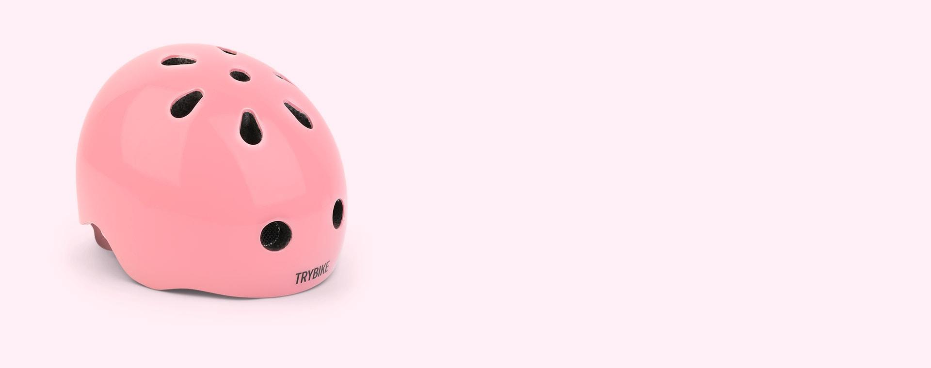 Vintage Pink CoConuts Helmet