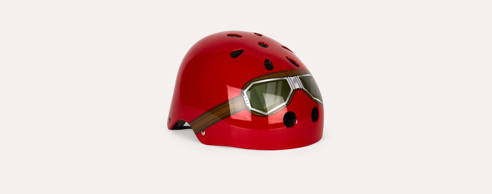Goggle CoConuts Helmet