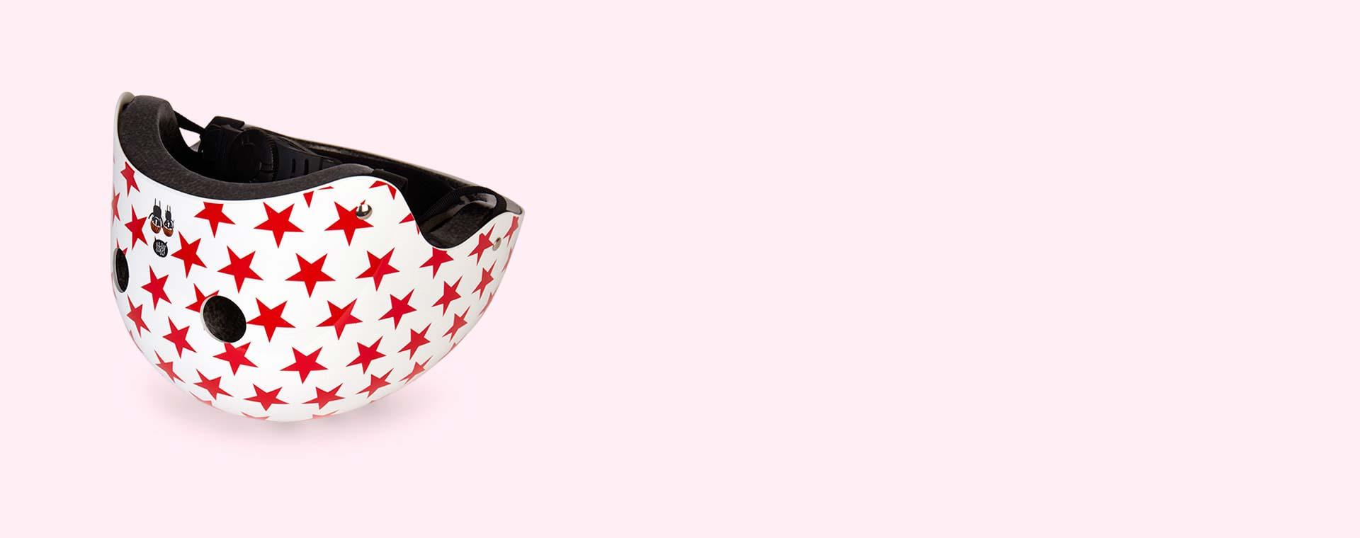 Red Star CoConuts Helmet