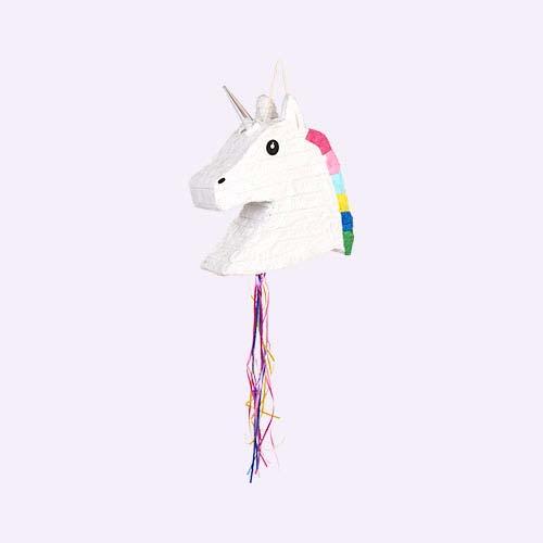 Multi My Little Day Unicorn Pinata