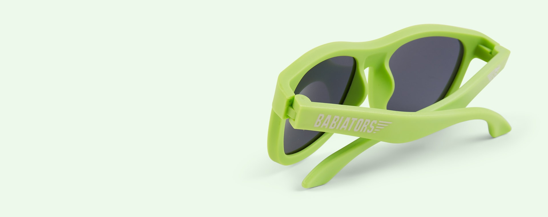Sublime Lime Babiators Original Navigator