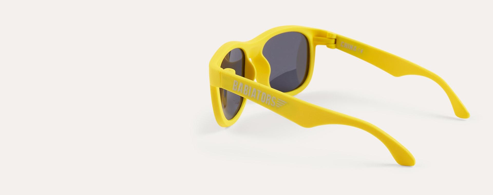 Hello Yellow Babiators Original Navigator