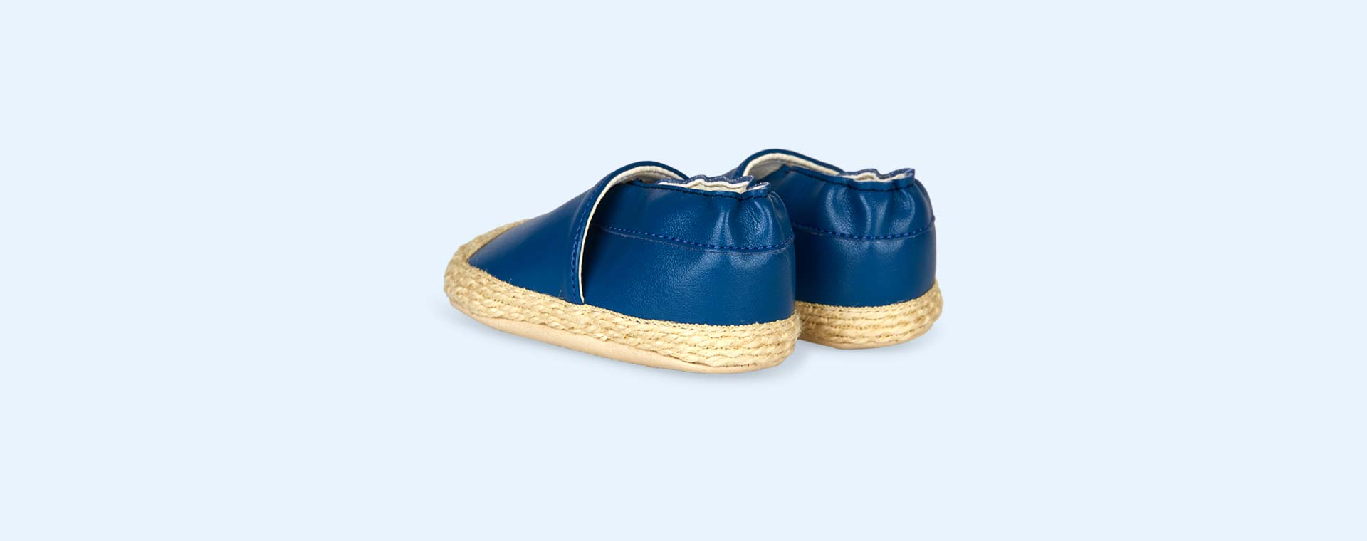 Blue Koh Espadrille Soft Sole