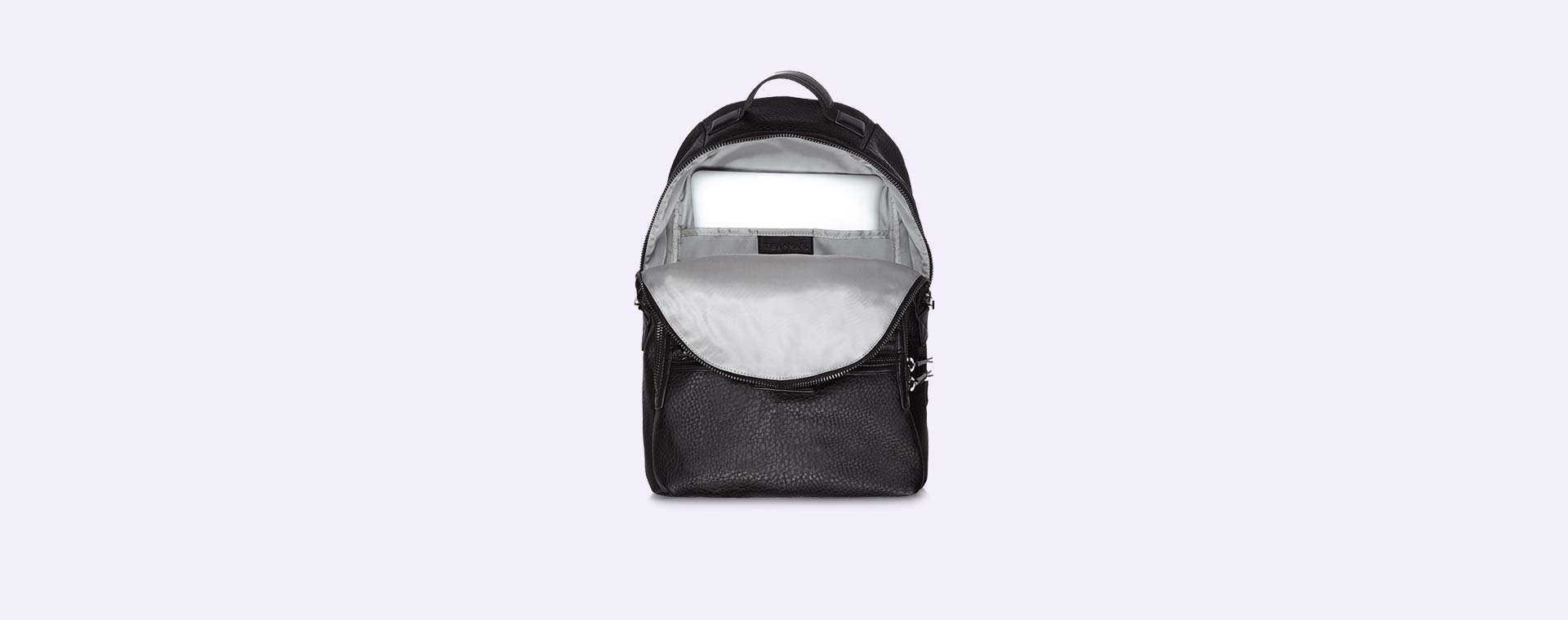 Black Tiba + Marl Elwood Backpack