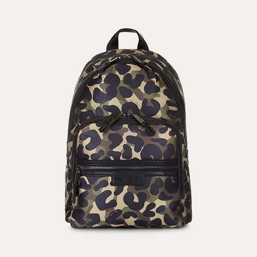 Camo Tiba + Marl Elwood Backpack
