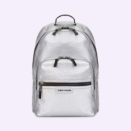 Silver Tiba + Marl Elwood Backpack
