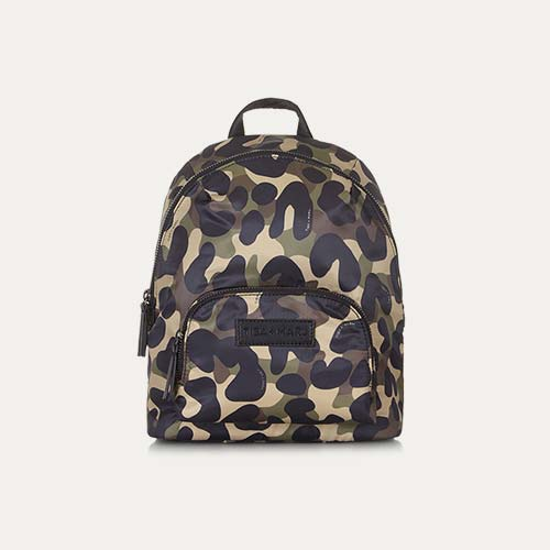 Camo Tiba + Marl Mini Elwood Kids Backpack
