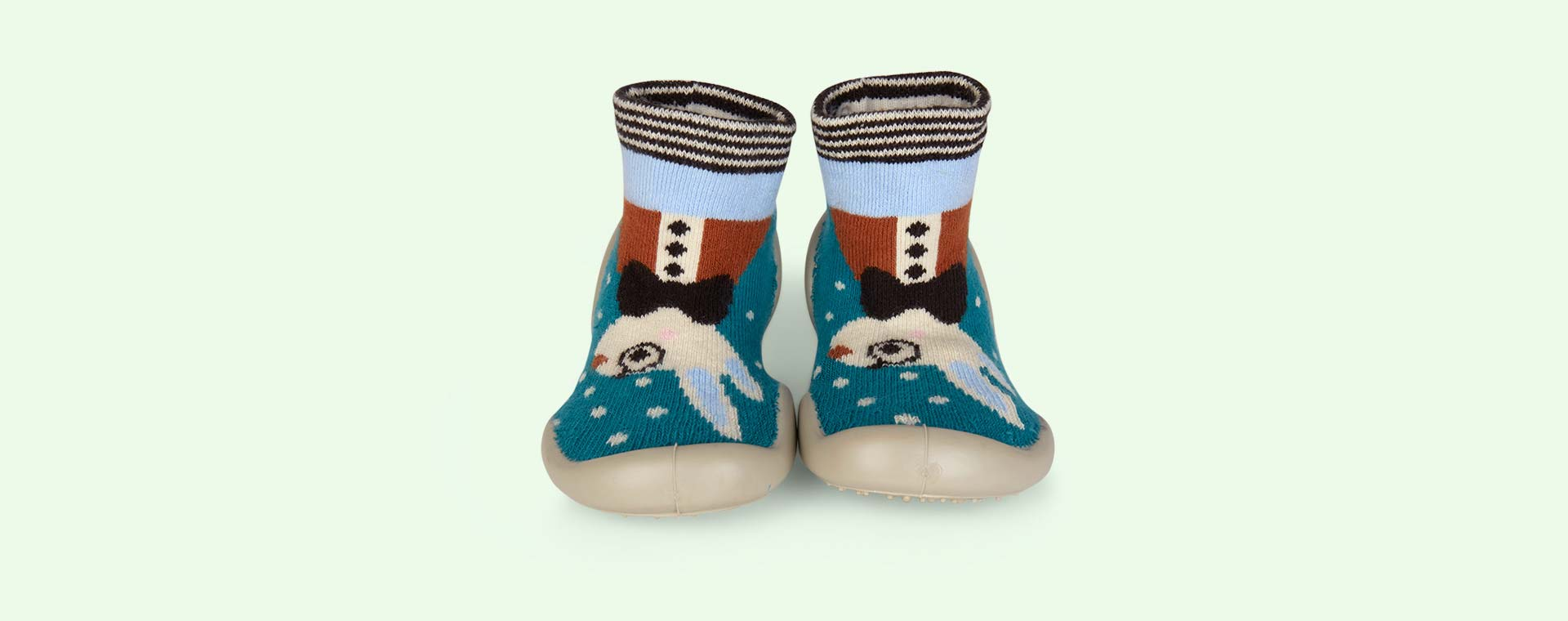 Mr Rabbit Collegien Mr Rabbit Slippers