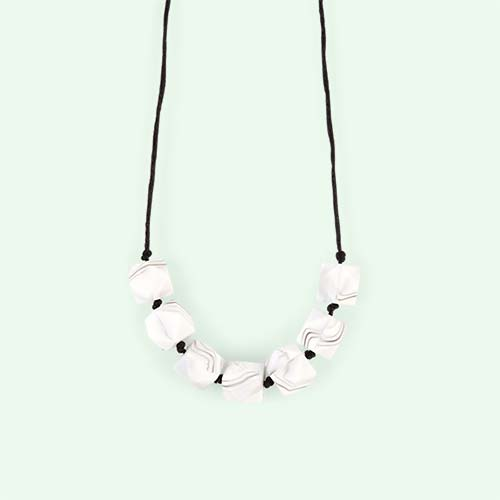 Marble Mama+Belle Sophia Marble Teething Necklace