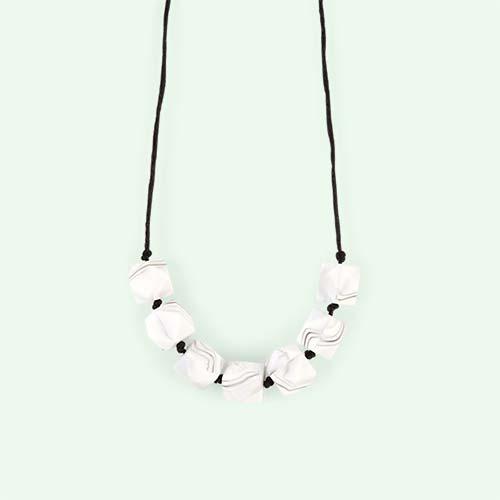 Marble Mama+Belle Sophia Marble Teething Necklace